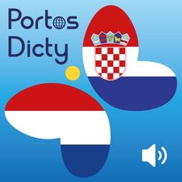 PortosDicty useful Dutch Croatian phrases with native speaker audio / Koristne holandsko hrvatske fraze