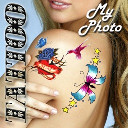Tattoo My Photo - Design Tattoos on Your Photos