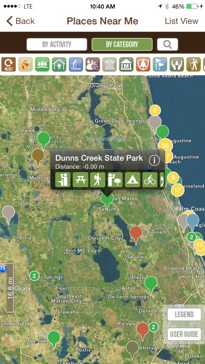 Florida State Parks Guide- Pocket Ranger® screenshot-3