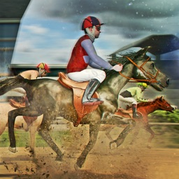 Frenzy Horse Racing Free . My Champions Jumping Races Simulator Games