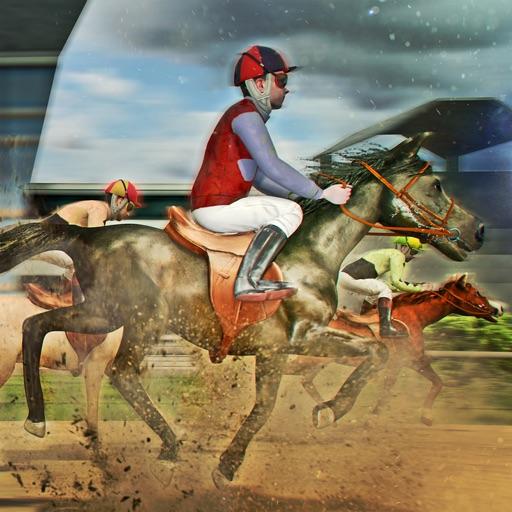 веселая лошадь скачки бесплатно . мой чемпион прыжки гонки приключение игры