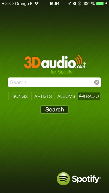 3Daudio for Spotify screenshot-3
