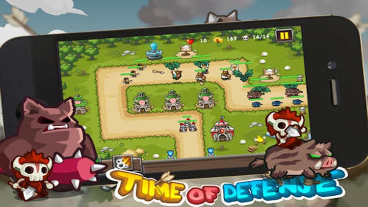 Zeus Tower Defense - Zeus Strategy Game screenshot-3