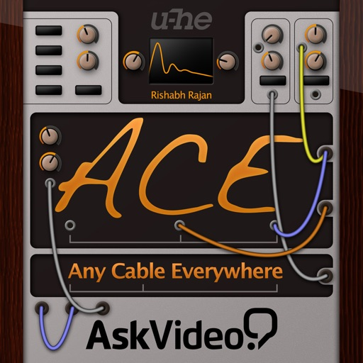 AV for u-he ACE - Any Cable Everywhere