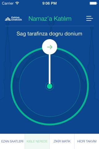 Namaz'a Katılım screenshot 3