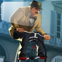 Pedal Balance - Unblock A Crazy Cycle Rider On Giant Bridge (Free 3D Game)