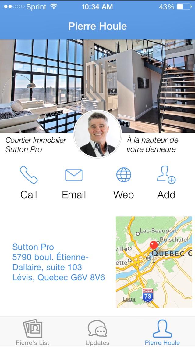 download Pierre Houle, courtier immobilier de Québec apps 1
