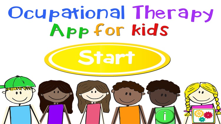Occupational Therapy App for Kids