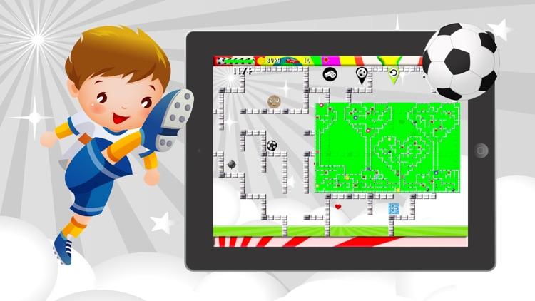 Soccer Mazes 2 screenshot-3