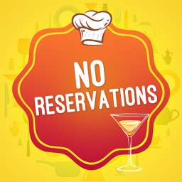 No Reservations Restaurant Locator