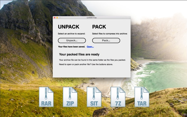Unrar mac free download full version | Download UnRarX