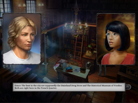 Gabriel Knight: Sins of the Fathers 20th Anniversary Edition на iPad