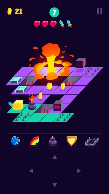 Crossy Maze screenshot-3