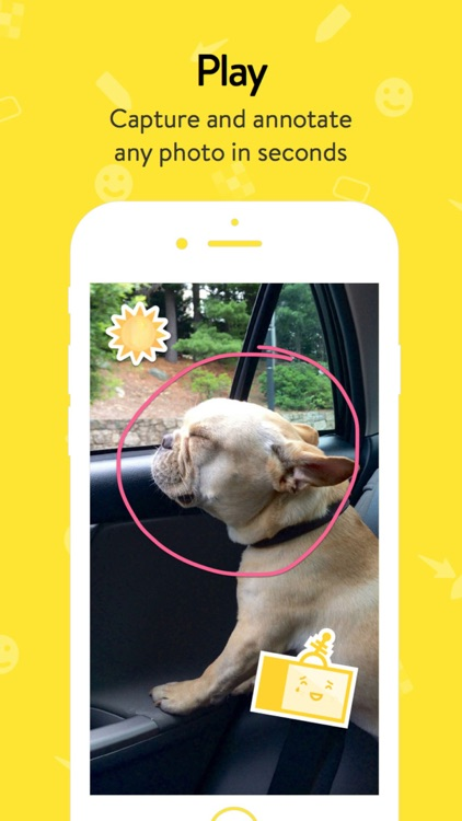 Annotate - Text, Emoji, Stickers and Shapes on Photos and Screenshots screenshot-0