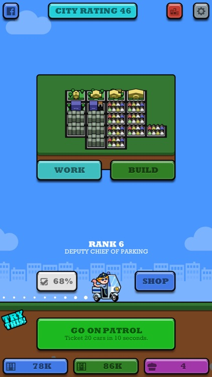 Meter Maid City! screenshot-4