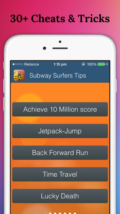 Guide for Subway Surfers Tips & Cheats screenshot-1
