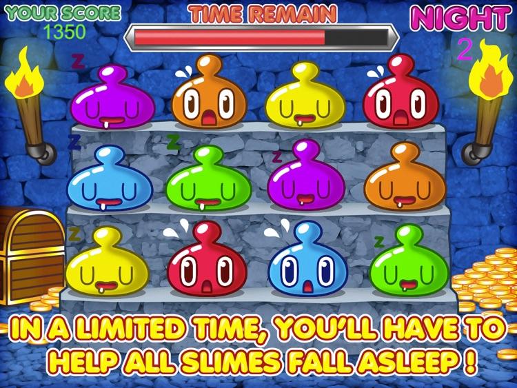 Monsters Bedtime HD - Keep Calm Down My Sweetie Slime Kids Story