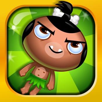 Pocket God: Ooga Jump Logo