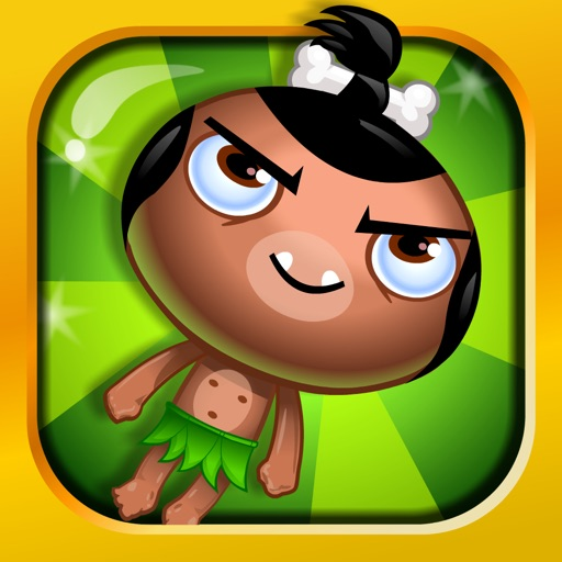 Pocket God: Ooga Jump iOS App
