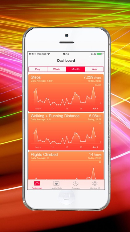 Sync from Fitbit to Health app screenshot-4