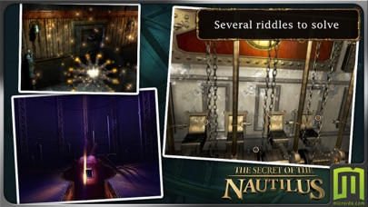 Jules Verne's Mystery of the Nautilus - (Universal) screenshot four