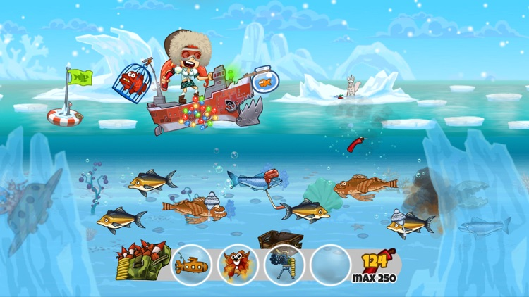 Dynamite Fishing World Games