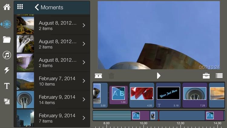 Pinnacle Studio - video editing screenshot-3