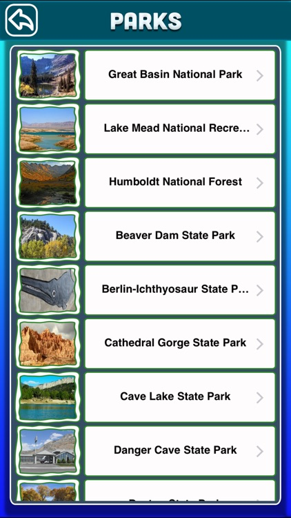 Nevada National & State PArks screenshot-2