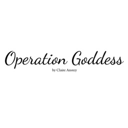 Operation Goddess by Claire Anstey