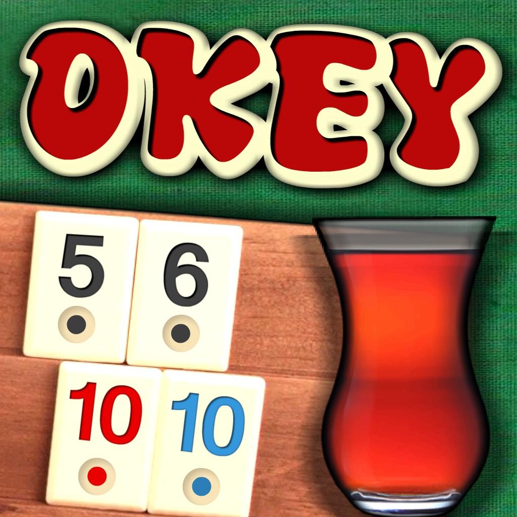 Çanak OKEY (İnternetsiz)
