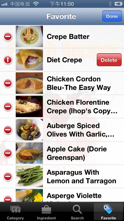 French Recipes screenshot-4