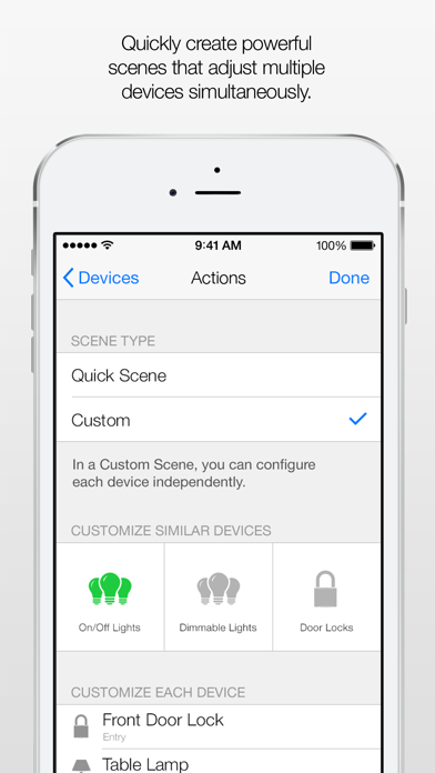 Insteon+ by Smartlabs (iOS, United States) - SearchMan App