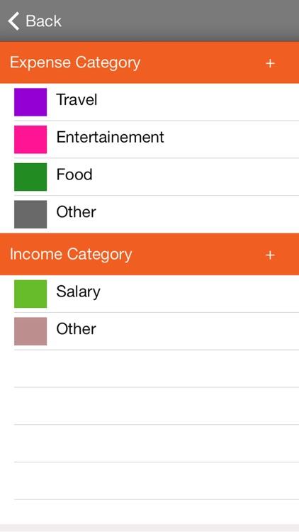 Track My Budget screenshot-4