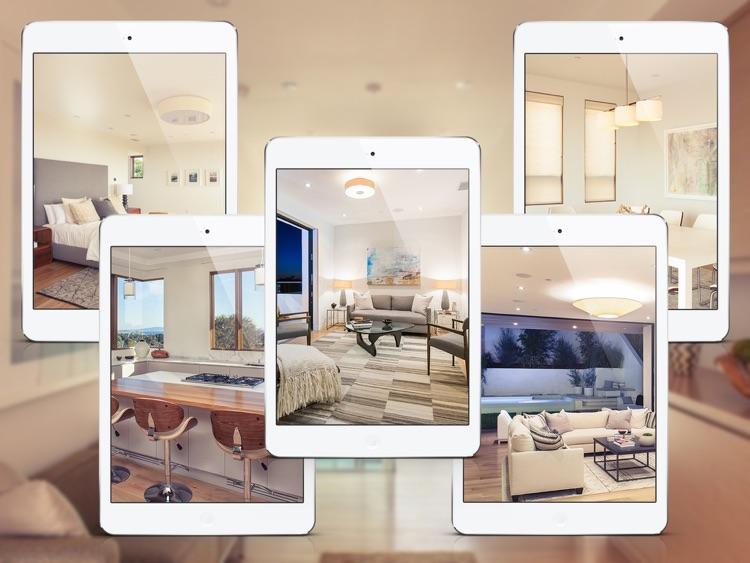 Luxury Home Interior Design Ideas for iPad