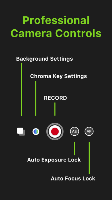 Green Screen Pro - The Chroma Key Camera | App Price Drops
