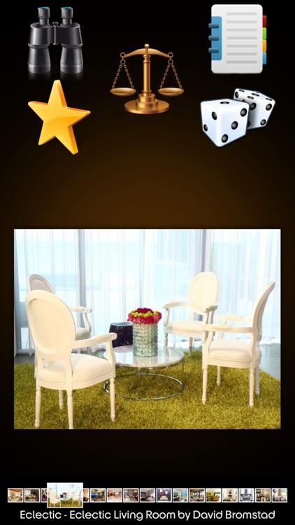 Living Rooms Design Ideas screenshot-3