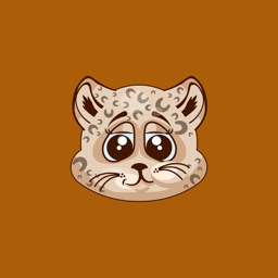 Leopard - Stickers for iMessage