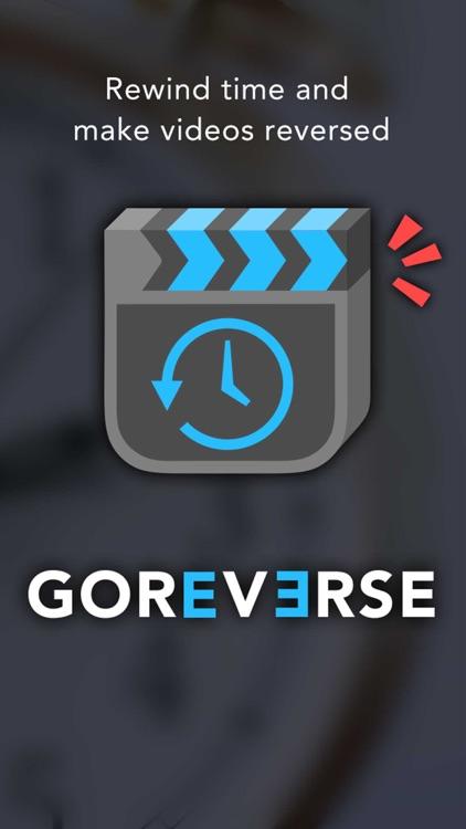 GoReverse: Reverse Video Maker screenshot-4