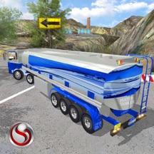 水罐车运输模拟器