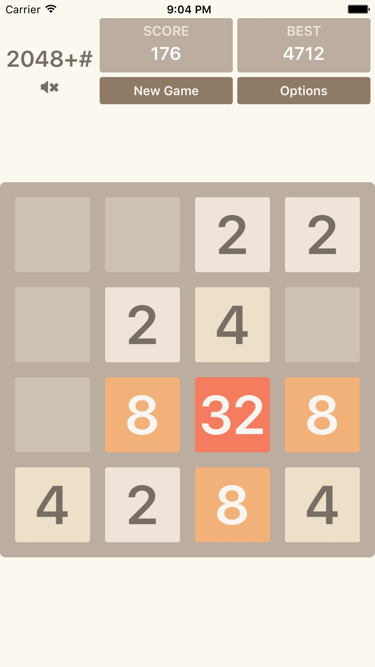 2048+# Screenshot