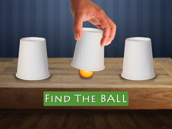 Whack The Cup - find the hidden ball-ipad-0