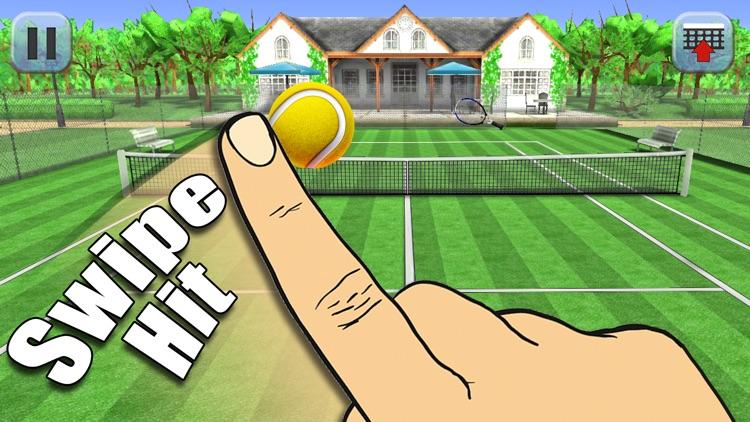 Hit Tennis 3 screenshot-0