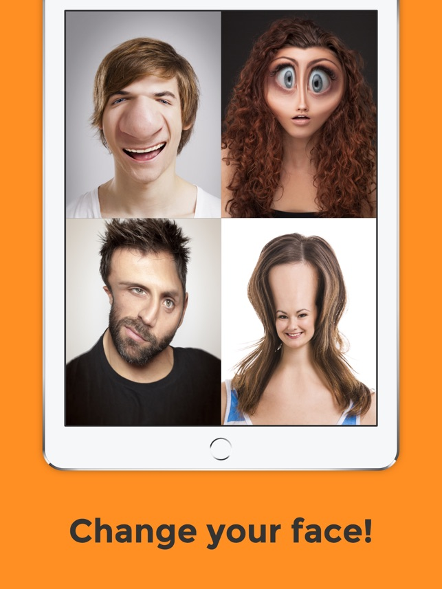 Bendybooth Facevoice Changer Make Funny Videos On The App Store