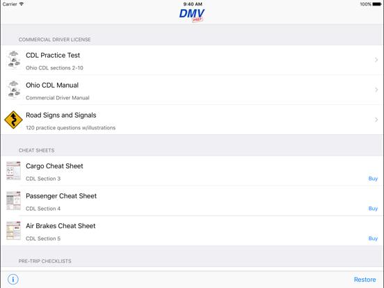 Ohio CDL Test Prep | App Price Drops