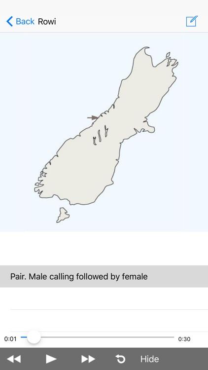 Birds of New Zealand screenshot-3