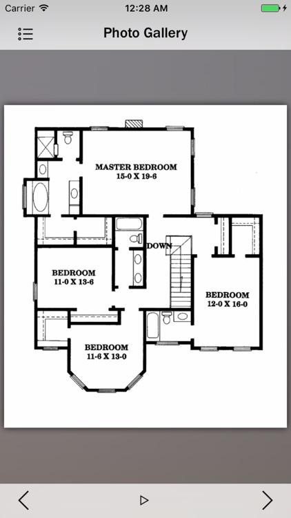 Victorian House Plans Details screenshot-4