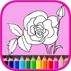 Coloring Book For Girls Free! icon