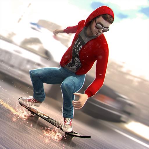 Total Skater | True Skateboard Extreme Sport Game for Free