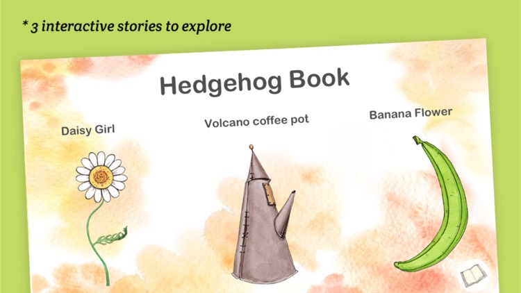 Hedgehog Book screenshot-3
