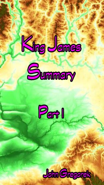 Summary King James Bible (part 1)
